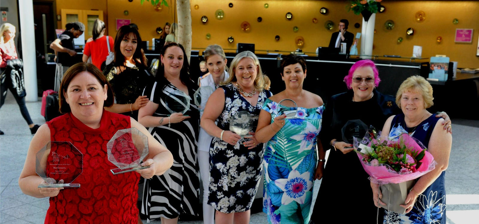 Welcome to Merseyside Women of the Year